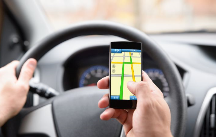 Distraction In Driving Causes