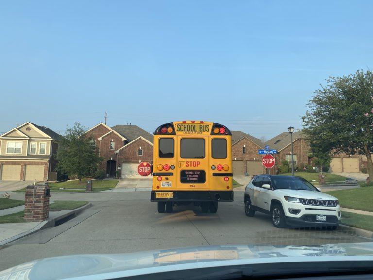 School Zones Are Back